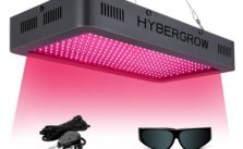 The HyberGrow LED Grow Light Review